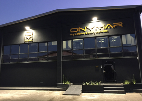 Onymar - Exterior of the offices