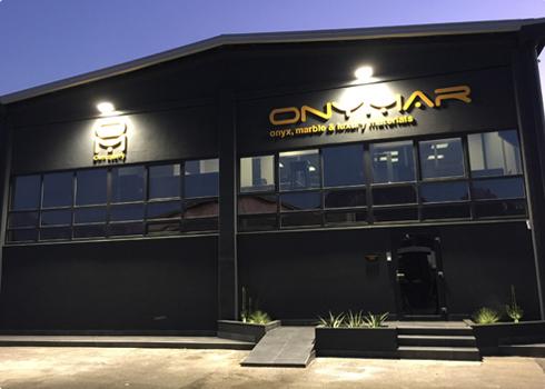 Onymar - Esterno degli uffici
